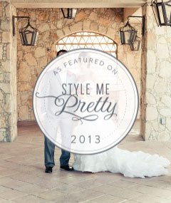 Hacienda Cocina Destination Wedding Style Me Pretty