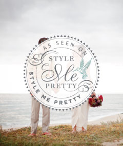Mexican Inspired Destination Wedding Style Me Pretty