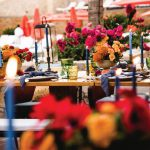 Mexican-bohemian-wedding-reception