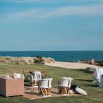 Cabo San Lucas wedding lounge