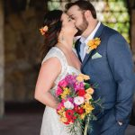 colorful-bohemian-wedding-bouquet