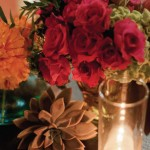 succulent-rose-cempasuchil-centerpiece